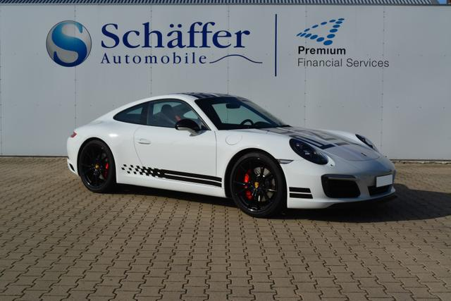 Gebrauchtfahrzeug Porsche 911 - 991.2 Carrera S Endurance Racing Edition Sportschalensitze Lift PDCC