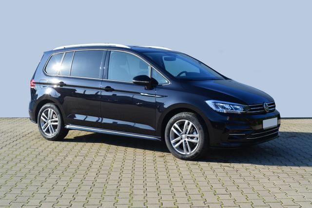 Volkswagen Touran - 2.0TDI DSG R-LINE AHK NAVI LED ACC!!!
