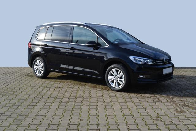 Volkswagen Touran - 1.5TSI DSG HIGHLINE 7-SITZE LED NAVI ACC ERGO ACTIVE SHZ !!!
