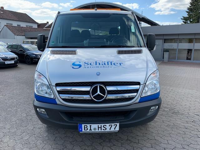 Gebrauchtfahrzeug Algema - BLITZLADER XXL 319 CDI Aut. AHK,WINDE