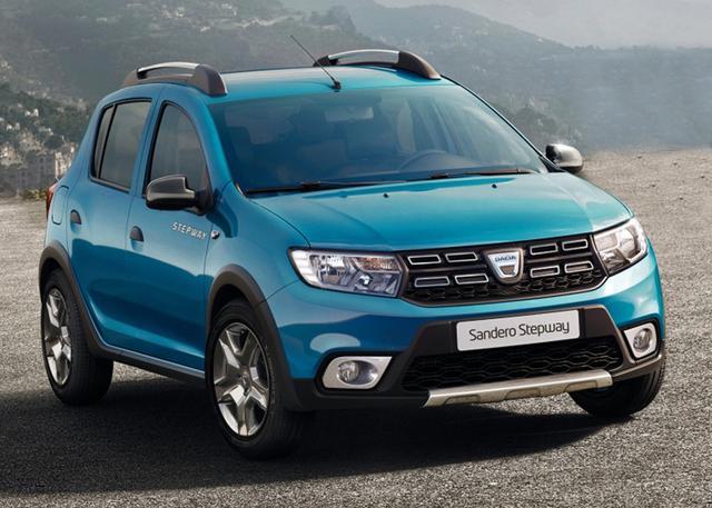 Bestellfahrzeug, konfigurierbar Dacia Sandero - Techroad
