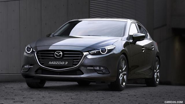 kurzfristig lieferbares Fahrzeug Mazda3 5-Türer - Vision