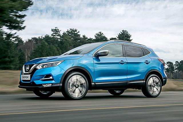 Nissan Qashqai N-Connecta Advance Drive