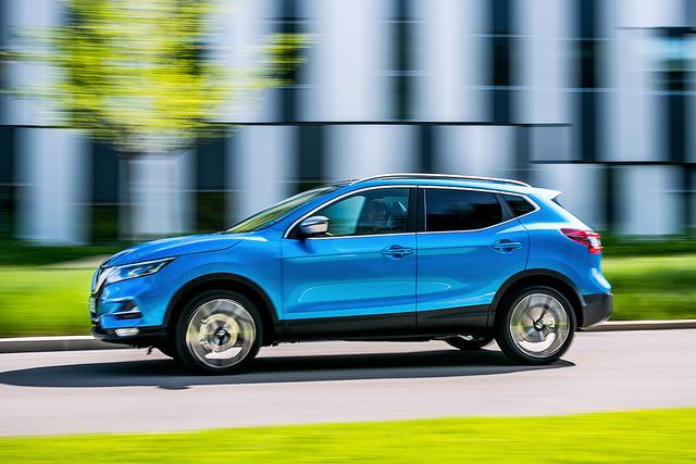 Nissan Qashqai 2019 - N-Connecta Advance Drive