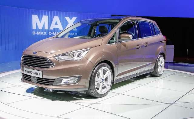 Ford Grand C-Max - Titanium Plus