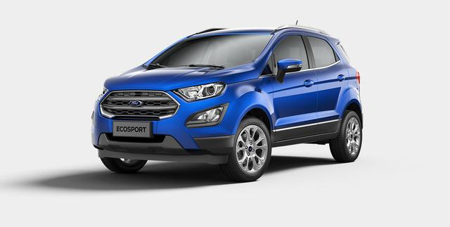 Ford EcoSport - ST-Line