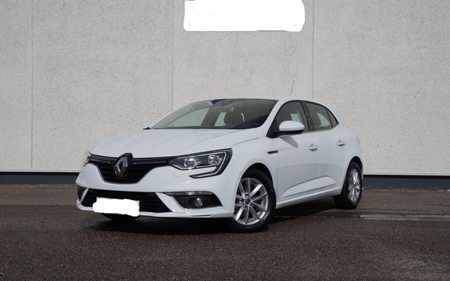 Renault Mégane - Zen - Bestellfahrzeug frei konfigurierbar