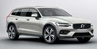 Volvo V60 Cross Country -