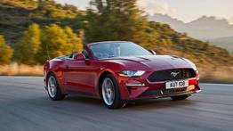 Mustang - Ecoboost Cabriolet
