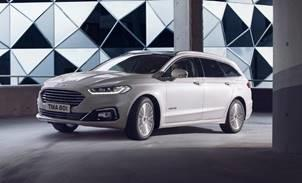 Ford Mondeo Turnier - ST-LINE Facelift