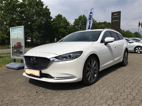 AKIPA-Autohandel - Mazda Mazda6 Kombi    Optimum
