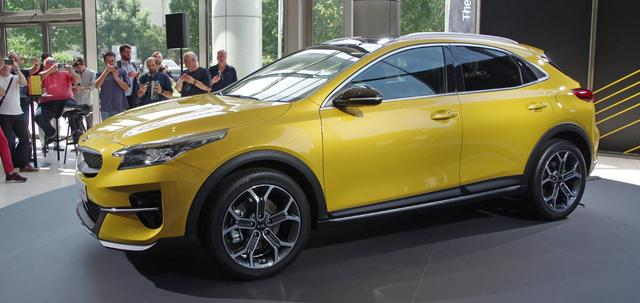 Kia XCeed Edition