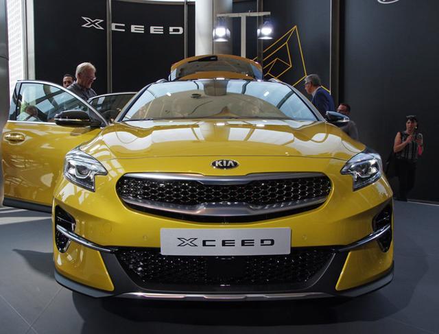 Lagerfahrzeug Kia XCeed - Premium