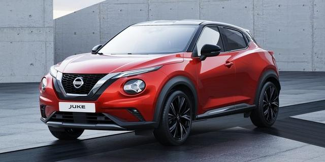 Nissan Juke - N-Connecta