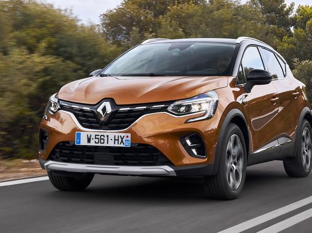 Lagerfahrzeug Renault Captur - Zen