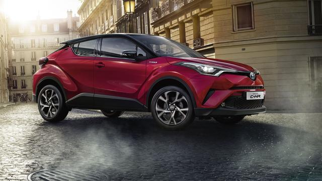 Toyota C-HR - C-LUB Premium Bestellfahrzeug frei konfigurierbar