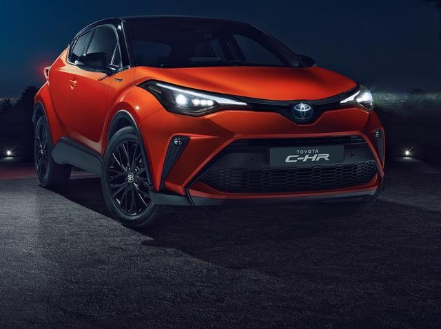 Toyota C-HR - C-HIC Bestellfahrzeug frei konfigurierbar