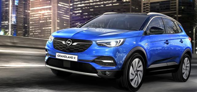 Opel Grandland X - Edition +