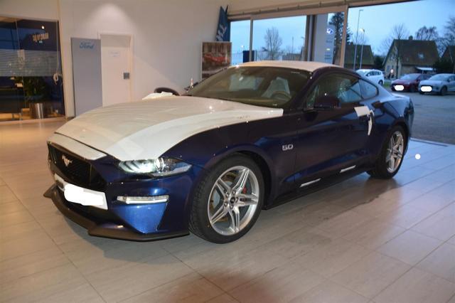 Ford Mustang - GT Fastback Vorlauffahrzeug