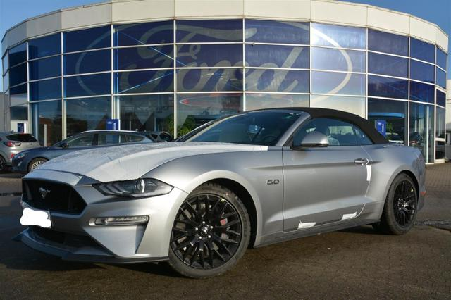 Ford Mustang - GT Cabriolet