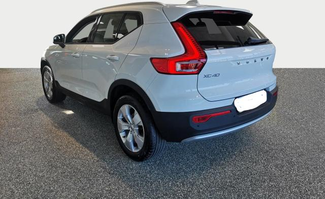 XC40 Recharge Inscription Expression