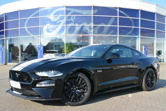 Lagerfahrzeug Ford Mustang - GT Fastback