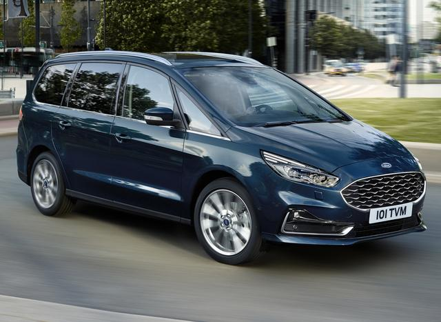 Bestellfahrzeug, konfigurierbar Ford Galaxy - Titanium Facelift