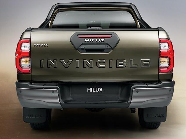 Hilux T4 Invincible Double Cab