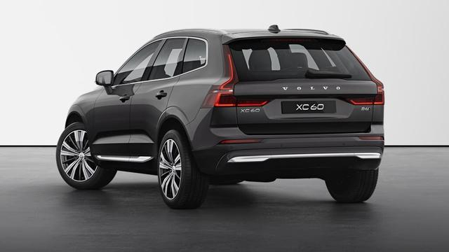 XC60 Recharge Inscription Expression MY22