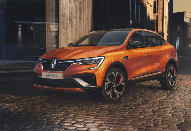 Bestellfahrzeug, konfigurierbar Renault Arkana - Zen