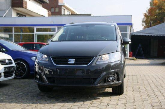 Seat Alhambra - 2,0 TDI Style 7 Sitzer Navi Kamera uvm