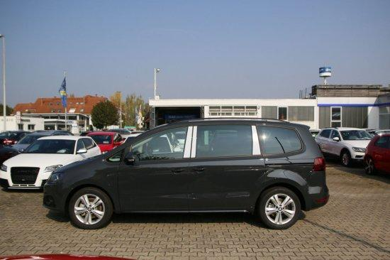 seat alhambra 1 4 tsi style 7 sitzer navi uvm benzin. Black Bedroom Furniture Sets. Home Design Ideas