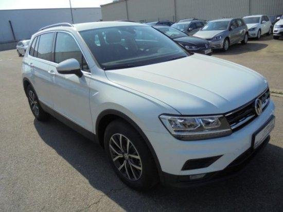Volkswagen Tiguan - 1,5 TSI OPF Comfortline Navi LED ACC PDC Bluetooth uvm