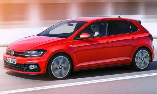 Volkswagen Polo - 1,0 55kW Trendline Klima Radio neues Modell
