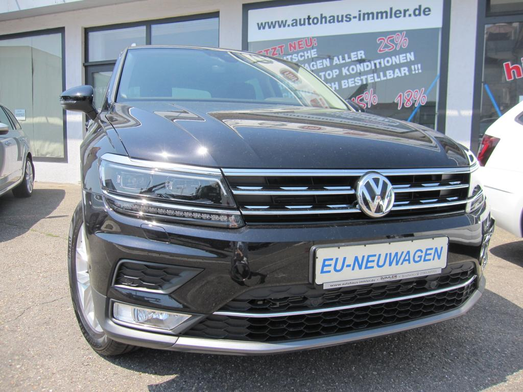 reimport volkswagen tiguan eu neuwagen mit preisvorteil g nstiger online kaufen. Black Bedroom Furniture Sets. Home Design Ideas
