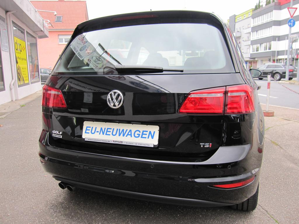 reimport volkswagen golf sportsvan eu neuwagen mit preisvorteil g nstiger online kaufen. Black Bedroom Furniture Sets. Home Design Ideas