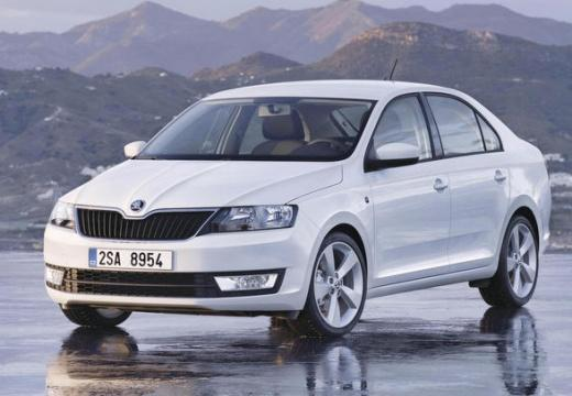 Lagerfahrzeug Skoda Rapid - Ambition - Audio-Paket, Winter-Paket