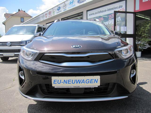Bestellfahrzeug, konfigurierbar Kia Stonic - Attraction Plus 1.0 T-GDI 100PS 5G 2019