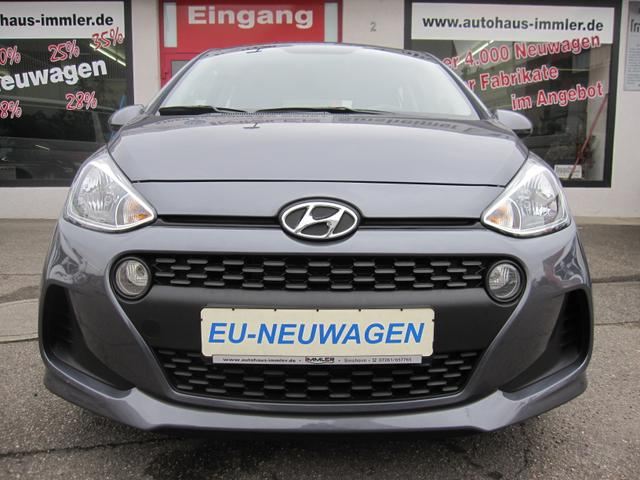 Hyundai i10 - Edition plus 1.0