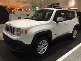 Jeep Renegade - Limited First Edition 1.3 MAIR Turbo 150PS DCT6 2019