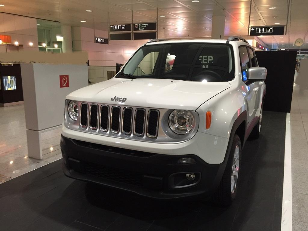 Jeep Renegade Limited First Edition 1 3 Mair Turbo 150ps Dct6 2019