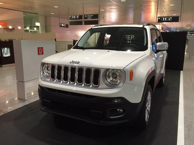 Jeep Renegade - Limited 1.3 MAIR Turbo 150PS DCT6 2019