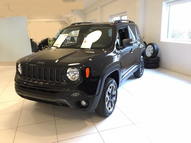 Jeep Renegade Trailhawk 2 0 Mjt Scr 4x4 170ps At9 2019 Eu