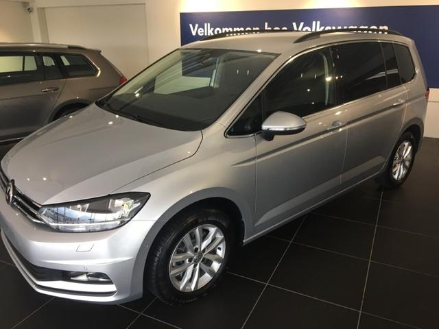 Volkswagen Touran - Comfortline Connect 1.6 TDI SCR 115PS DSG7 2019