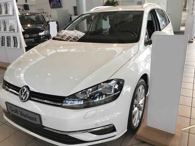Volkswagen Golf Variant - Comfortline 1.6 TDI 115PS 5G 2019 - Bestellfahrzeug frei konfigurierbar