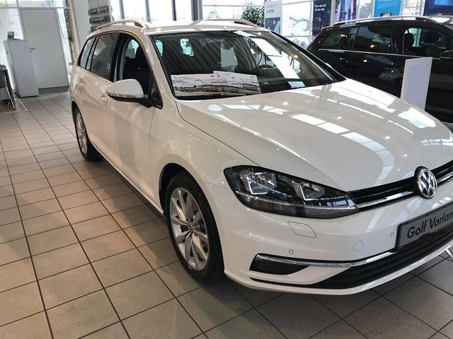 Volkswagen Golf Variant - Highline 2.0 TDI 150PS DSG7 2019