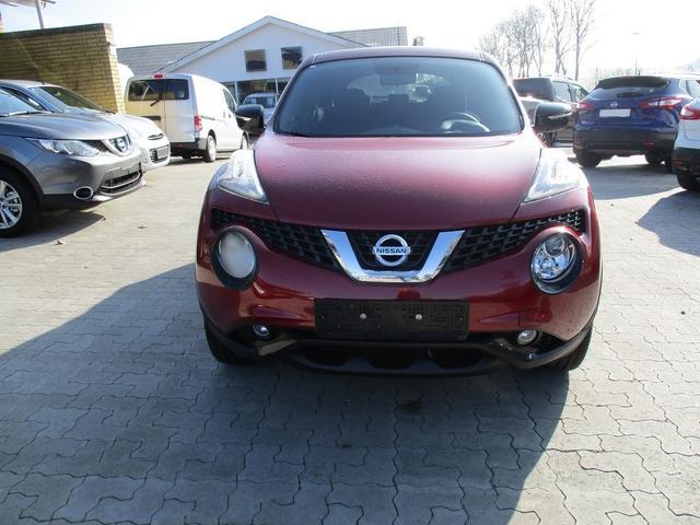 Nissan Juke - Visia 1.6 5G 112PS 2019