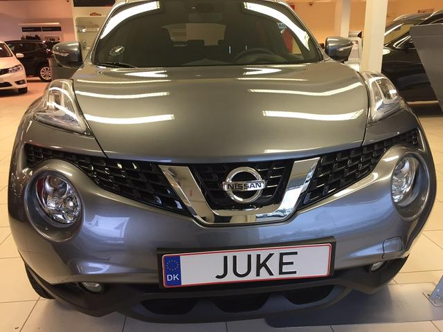Nissan Juke - N-Connecta 1.6 5G 112PS 2019