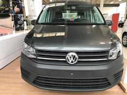 Volkswagen Caddy - Trendline 1.4 TSI, 125PS/92kW, 6-Gang-Schaltgetriebe