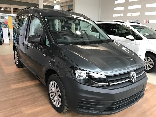Volkswagen Caddy - Trendline 1.4 TSI, 125PS/92kW, 6-Gang-Schaltgetriebe - Lagerfahrzeug